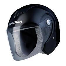 Marushin C 608 Et Monocolor Black XL Helmet Jet Motorrad