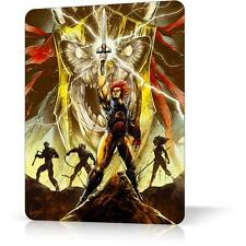 METAL TIN SIGN THUNDERCATS TV 80s CLASSIC Retro Vintage Decor Home Wall Poster 2