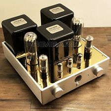 AUDIOROMY M-838 845 x2 POINT to POINT Vacuum Tube Hi-end Integrated Amplifier IT