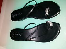 Matisse sandals great shape size 7 us (39) black womens