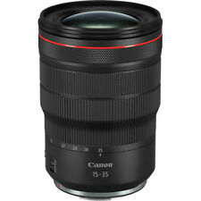 Canon RF 15-35mm f/2.8L IS USM Lente