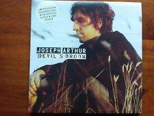 "Joseph Arthur Devil's Broom 7"" Single Coloured Vinyl with Poster"