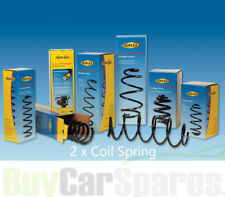 Fit with SEAT IBIZA Front Suplex Coil Spring in Pair 39425