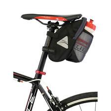 2015 Axiom FONDO H20 Road Bike Reflective Logo Seat Bag Black / Grey 1l