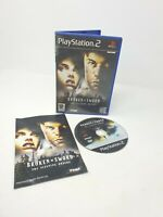 Broken Sword The Sleeping Dragon PS2 PlayStation 2 PAL Game Complete free post