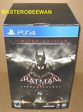 PS4 Batman: Arkham Knight Limited Edition New Sealed (Sony PlayStation 4, 2015)