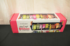 "Simply Renee Clip It Up 18"" Ribbon Organizer New In Box 1632#13"