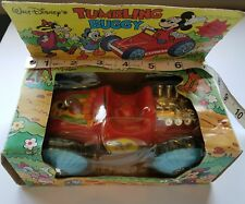 A26 Vintage Disney Mickey Mouse Buggy Blinking Light Car MISSING MICKEY Figure