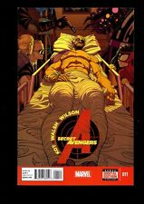 Secret Avengers US Marvel Comics vol.1 # 011/'15