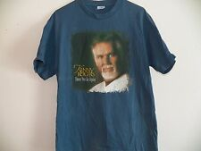 Vintage KENNY ROGERS There You Go Again 2000 Tour Country Music Concert T-Shirt