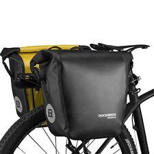 ROCKBROS Gepäckträgertaschen Hinterradtasche 100% Wasserdicht 14L Packtasche