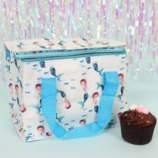 MERMAID Cool Bag MINI Lunch Box Lunchbox Insulated Cooler SMALL Picnic Bag MELOD