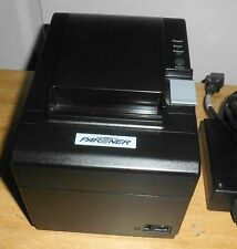 PARTNER RP-500 POS THERMAL RECEIPT PRINTER MODEL M267A - USB/PARALLEL - AUTOCUT