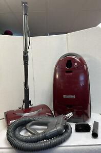 KENNORE 116 Progressive 360 Canister Hepa Vacuum, Telescoping Wand, Whisper Belt