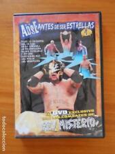 DVD ANTES DE SER ESTRELLAS 1 - EL DVD EXCLUSIVO CON LOS COMBATES DE REY MISTERIO
