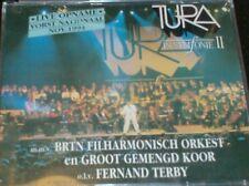 WILL TURA IN SYMFONIE II (2 CD) Live opname in Vorst Nationaal (November 1994)