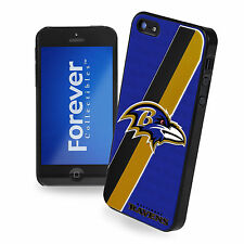 Baltimore Ravens FC IPHONE 5 hard cell phone case w/3D Silicone Back