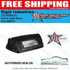Rigid Lighting 86610 1X2 65Deg Dc Scene Light Black