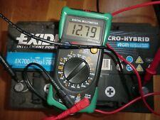 Autobatterie 12V 70Ah 760A MÜNCHEN Exide