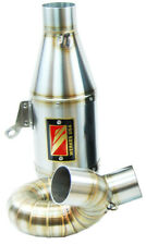 GP Slip On Exhaust Competition Werkes WH1003-S for 08-16 Honda CBR1000RR