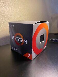 AMD AMD Ryzen 7 3700X 8-Core 3.6GHz Processor