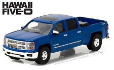GREENLIGHT 1/64 2014 CHEVROLET SILVERADO HAWAII FIVE-O 2010-CURRENT TV SERIES