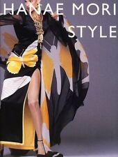 HANAE MORI STYLE: Highlights from a Lifetime in Fashion Japanese Book