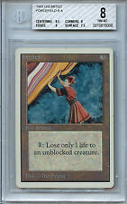 MTG Unlimited Forcefield BGS 8.0 NM/MT Card Magic Amricons 6008
