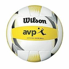 Wilson Official AVP II Outdoor Volleyball 2day Ship