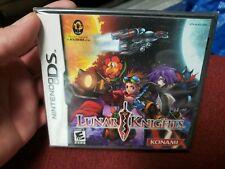 Lunar Knights (Nintendo DS, 2007) Brand new sealed!!