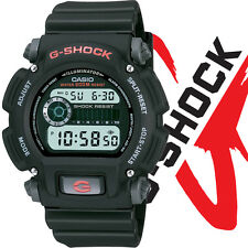CASIO DW9052-1V MENS CLASSIC G-SHOCK BLACK RESIN DIGITAL CHRONOGRAPH SPORT WATCH