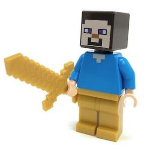Lego Minecraft Minifigures! Choose your character! New! In Stock & On Hand!