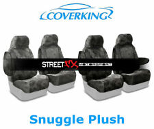 CoverKing SnugglePlush Custom Seat Covers for Pontiac G8 Sedan