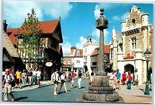 United Kingdom World Showcase at Epcot Walt Disney World Continental Postcard