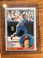1983 Topps Mike Schmidt #300 NM PHILLIES
