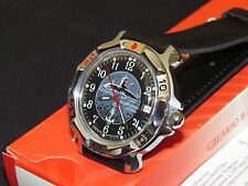 Russian military watch VOSTOK. Komandirskie 811831