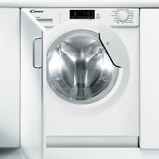 Candy Cbwm815d-80 a Rated 8kg 1500 Spin Fully Integrated Washing Machine