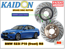 "BMW 523i F10 disc rotor KAIDON (front) type ""RS"" spec"
