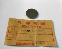 Pasticca regolazione punterie 3,10 - Shim, Tappet (3.10) - Honda 14933-422-000