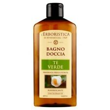 L'Erboristica Di Athena Green Tea, Vegan Nourishing Shower Gel, 13.52oz