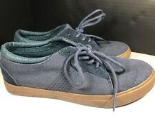 Reef Mens Ridge Shoes Navy Gum 7.5 Lke New