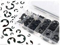 E-Clip Assortment Set 300PCS Eclip Retaining Ring Fastener Kit Industrial Solid