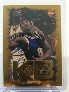 1998-99 COLLECTOR'S EDGE KOBE BRYANT IMPULSE KB8 - GOLD #3