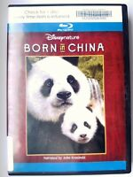 Born In China, 2016, G-Rated, BluRay Movie