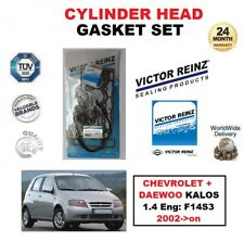 Victor Reinz Junta de Culata Juego para Chevrolet + Daewoo Kalos 1.4 Eng F14S3