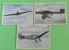 Cigarette Card Ardath Tobacco Co Ltd Fighting & Civil Aircraft 1936 X Large 66