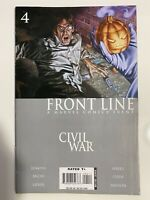 Civil War: Frontline #4 Green Goblin Marvel Comics