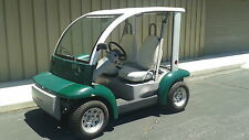 2002 ford think 2 Passenger seat street legal golf cart 72 volt Green