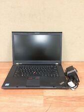 Lenovo Thinkpad T530 Laptop i7 2.90Ghz 4GB DVDRW WIFI WEBCAM backlit keyboard