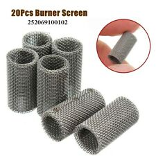 252069100102 20Pcs Burner Screen for Car Heater D2 D4 Glow Plug Strainer Screen